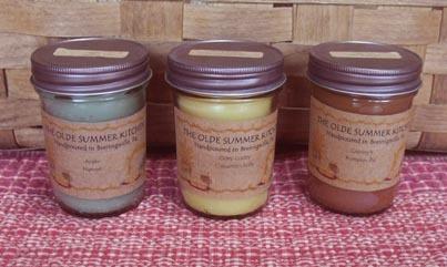 8 ounce jelly jar